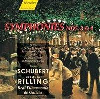 Symphonies Nos.3 & 4