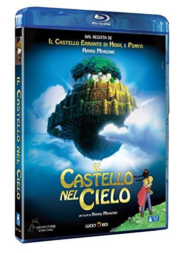 Il Castello nel Cielo [Blu-Ray] [Import]