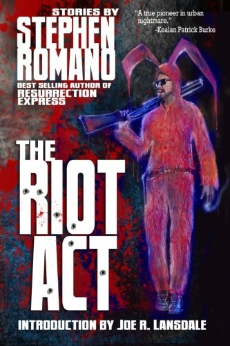 The Riot Act by Stephen Romano (2016-02-08)