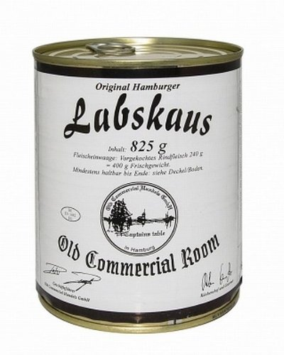 Old Commercial Room Labskaus Old Commercial, 825g