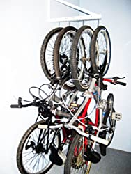 tidygarage wall mounted bike rack: best bike rack for garage