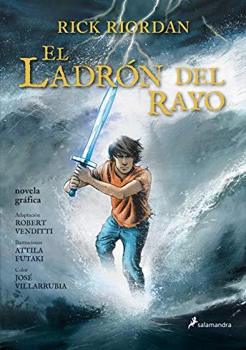 El ladrón del rayo. Novela gráfica / The Lightning Thief: The Graphic Novel: Percy Jackson y los Dioses del Olimpo I: 1