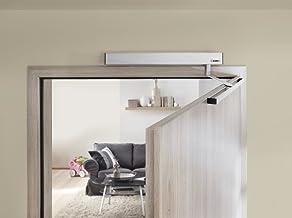 Hörmann Ecostar Doortronic binnendeur-aandrijving - deuropener / deursluiter - incl. uitgebreide accessoires, zwart