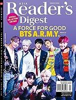 BTS - 月刊 Reader's Digest Asia 2020年 12月号 防弾少年団カバー 雑誌