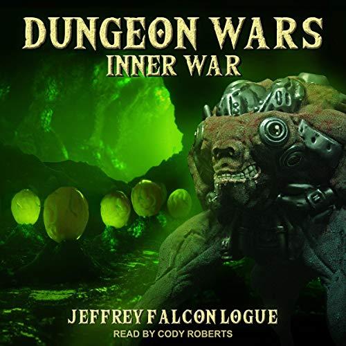 Dungeon Wars: Inner War audiobook cover art