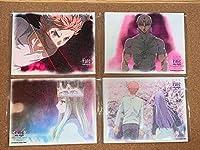 劇場版 Fate/stay night Heaven's FeelⅢ.spring song ufotable DINING お楽しみくじ キャンバスボード 全4種セット 第三期