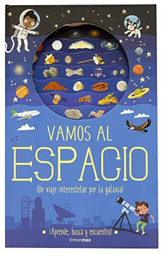 Vamos al espacio (Libros con solapas y lengüetas)