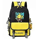 ZTFay Sac à dos pour ordinateur portable avec port de charge USB Amazon Pikachu...