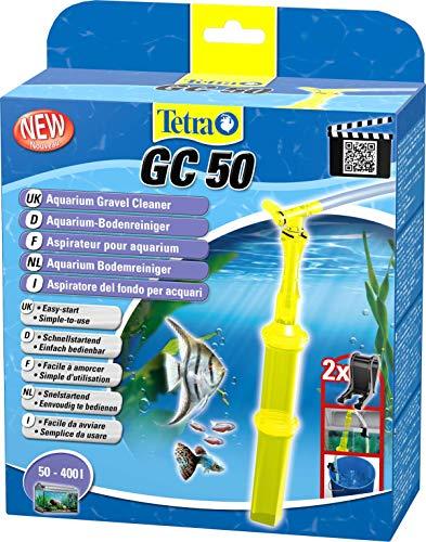 Tetra Gravel Cleaner GC 50 Aspiratore del Fondo per acquari, 499 gr