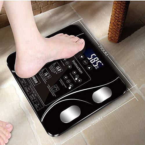 XSWY Sakura Smart - Báscula de pesaje para el hogar (tamañ