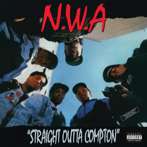 Straight Outta Compton [Disco de Vinil]