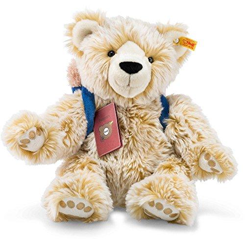 Steiff 22166 - Around The World Bears Weltenbummler Lars Teddybär