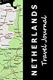 Netherlands Travel Journal (Map-Themed Travel Diaries)