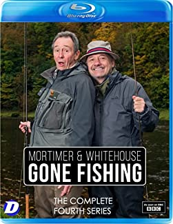 Mortimer & Whitehouse: Gone Fishing - The Complete Fourth Series