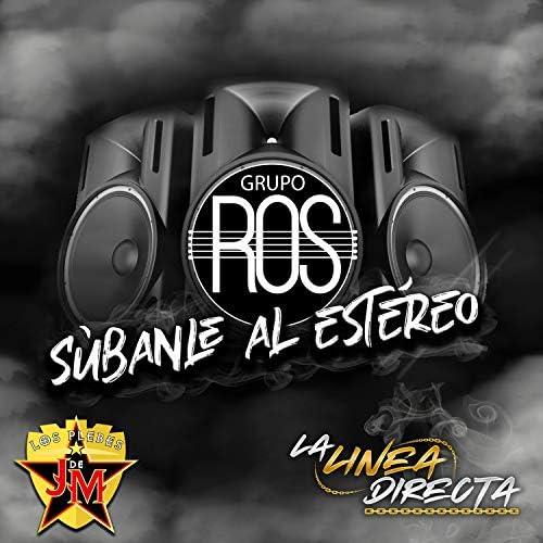 Grupo ROS feat. LA LINEA DIRECTA & Los Plebes de Jesús María