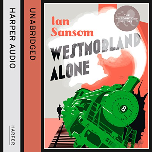 Westmorland Alone audiobook cover art