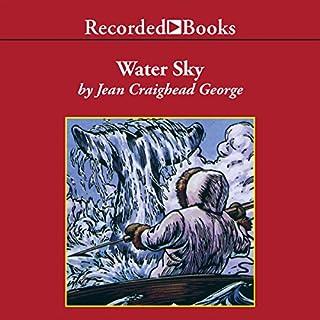 Water Sky audiobook cover art