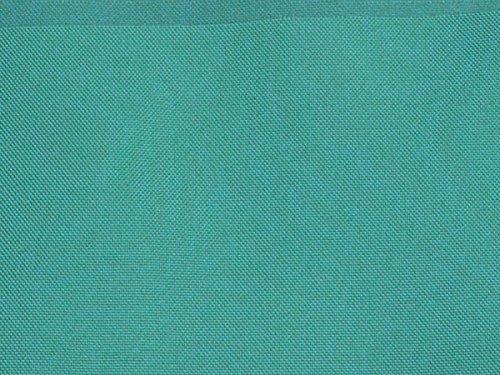 Outdoor UV Resistant Waterproof Canvas Fabric (Teal)
