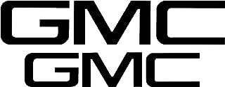 GMC Sierra Emblem Overlay - Precut Front and Rear Set (2019-2020 Sierra 1500, Matte Black Carbon)