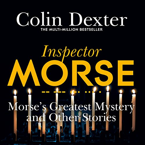 Morse's Greatest Mystery and Other Stories Titelbild