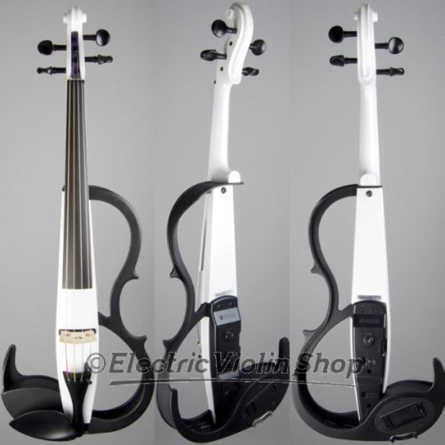 Yamaha SVV-200K Silent Viola, Pearl White