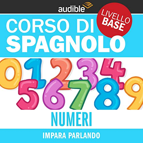 Numeri - Impara parlando audiobook cover art