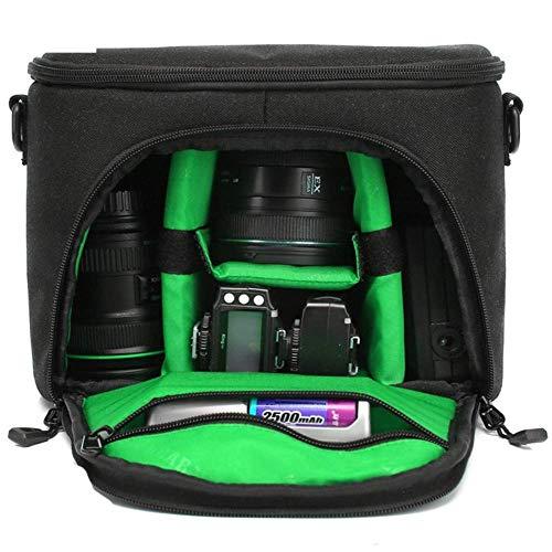 LQSJB Camera Rugzak, 2-In-1 Outdoor Schouder Fotografie Rugzak Multifunctionele Waterdicht, Ademend, Wear-Resistant, Anti-Diefstal, Verlichting, Schokbestendig, Digitale SLR Camera Gadget Camera Tas