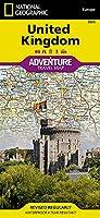 National Geographic United Kingdom Adventure Travel Map: Travel Maps International Adventure Map (National Geographic Adventure Map: Europe)