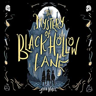 The Mystery of Black Hollow Lane cover art