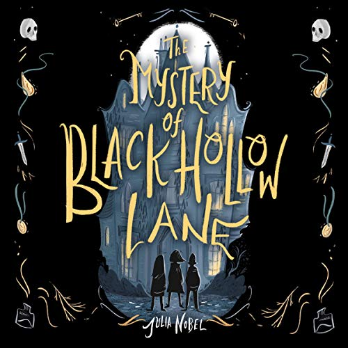 Page de couverture de The Mystery of Black Hollow Lane