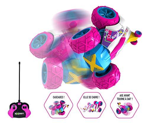 Exost 20247 Crazy Twist Spielzeugauto, Pink