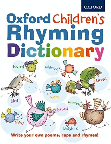 Oxford Dictionaries: Oxford Children's Rhyming Dictionary (Children Dictionary)