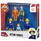 Character Options Fireman Sam Figuras de acción