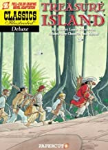 Classics Illustrated Deluxe #5: Treasure Island (Classics Illustrated Deluxe Graphic Nove)