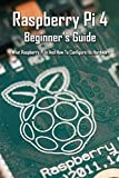 Raspberry Pi 4 Beginner's Guide: What Raspberry Pi Is And How To Configure Its Hardware: Raspberry Pi 4 4Gb