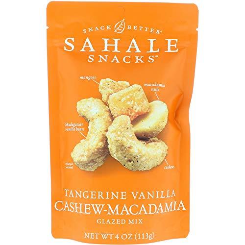 Glazed Mix Tangerine Vanilla NEW Cashew-Macadamia oz- El Paso Mall 4 pack of