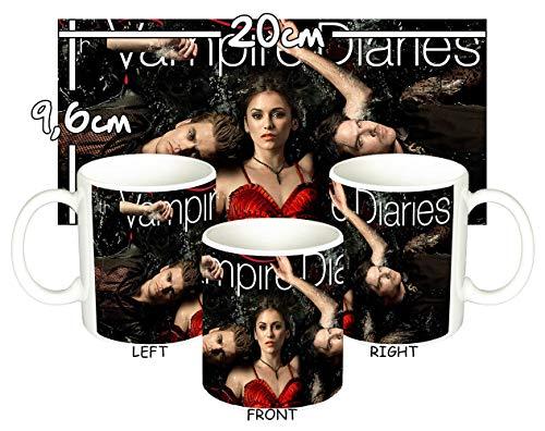 MasTazas Cronicas Vampiricas The Vampire Diaries E Tasse Mug