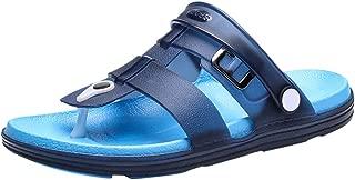 Unisex Adult U Clogs Summer Walking Sandals Breathable Casual Outdoor Non-slip Beach Slipper Bathing Sandals