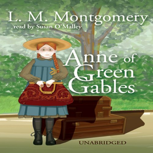 Anne of Green Gables copertina