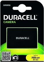 Duracell DR9900 - Batería para cámara digital 7.4 V, 1100mAh (reemplaza batería original de Nikon EN-EL9)