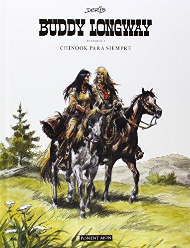 Buddy Longway 1 - Edición Integral (INTEGRALES)