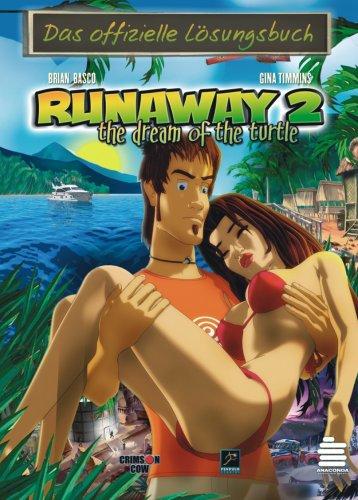 Runaway 2, offiz. Lösungsbuch