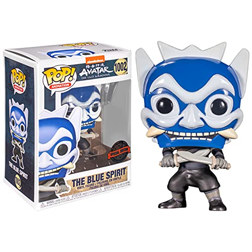 Funko Pop! Avatar: The Last Airbender - El Espíritu Azul Exclusivo