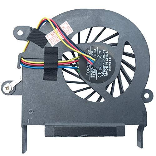 Lüfter Kühler Fan Cooler kompatibel für Acer TravelMate 8372G HF, Travelmate 8372T, TravelMate 8372T HF