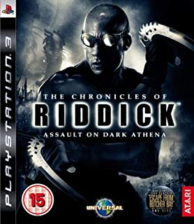 The Chronicles of Riddick: Assault on Dark Athena (PS3) (B0016661PK) | Amazon price tracker / tracking, Amazon price history charts, Amazon price watches, Amazon price drop alerts