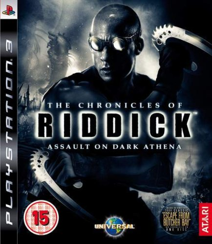 The Chronicles of Riddick: Assault on Dark Athena (PS3)