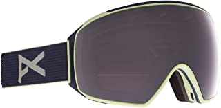 Smith Optics 4D MAG Snow Goggle Smith Optics Snow Goggle, CHROMAPOP SUN RED MIRROR Lens, BLACK 632 Julbo Aerospace Photochromic Snow Goggles with Ultra Venting Superflow Technology No Fogging Anon Men's M4 Goggle Toric with Spare Lens and MFI Face Mask, Blue/Perceive Sunny Onyx
