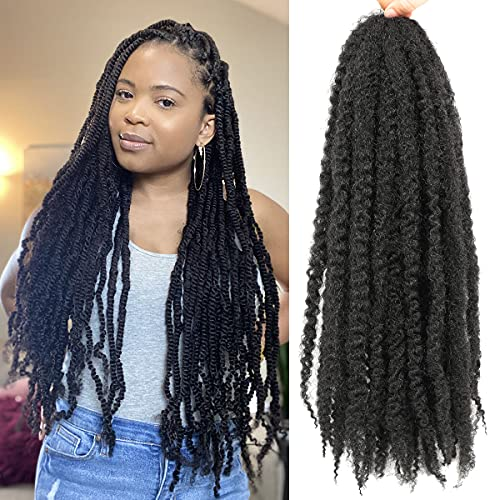 6 Packs Marley Twist Braiding Hair 24 Inch Marley Hair Crochet Braids...