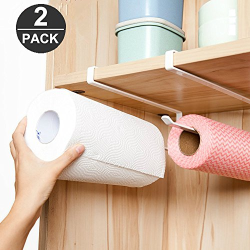 Pack of 2 Kitchen Paper Towel Ro...