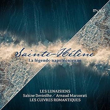 Sainte-Hélène, La légende napoléonienne